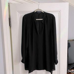 ELOQUII Tunic blouse